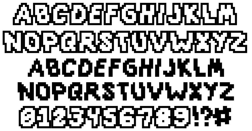 Slap And Crumbly font