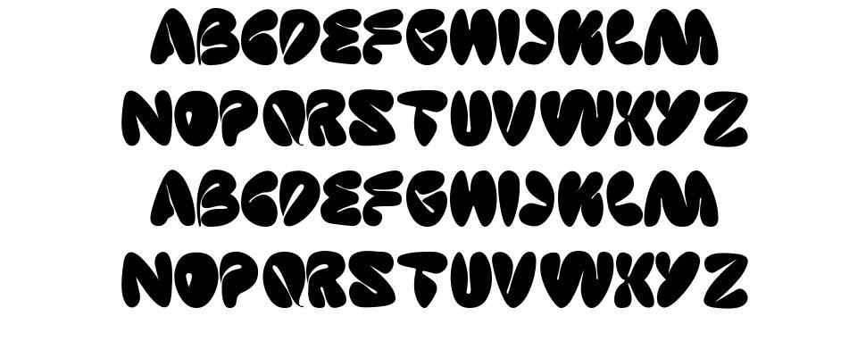 Sleeping Beauty font