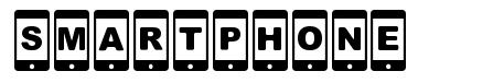 Smartphone font