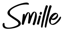 Smille font