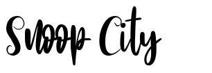 Snoop City