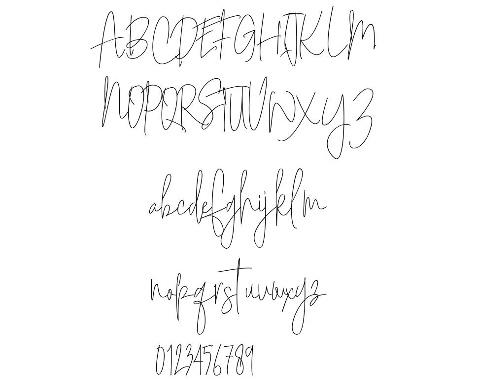 Sodera font