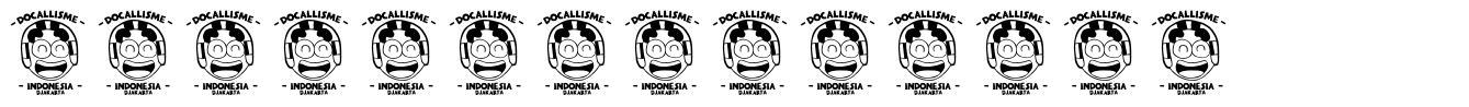 Soekarno Hatta font