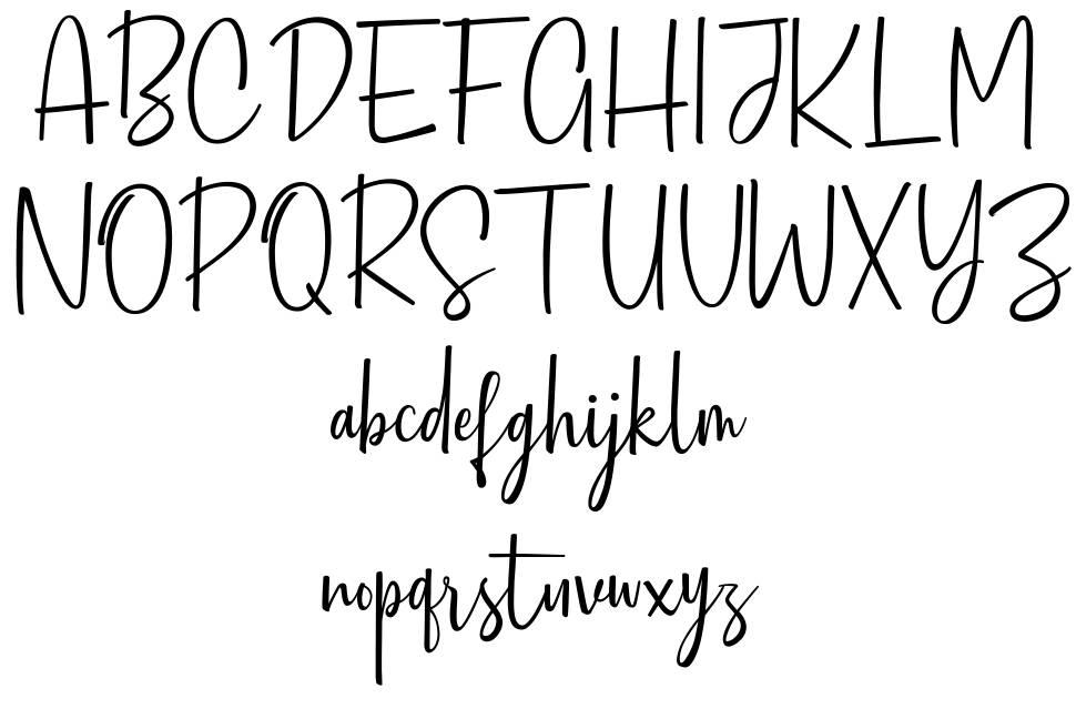 Sofiebestin font
