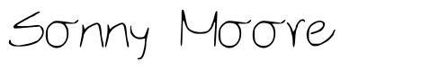 Sonny Moore