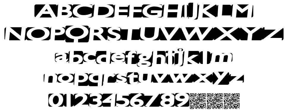 Space Cats font