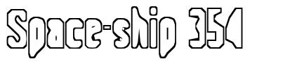 Space-ship 354