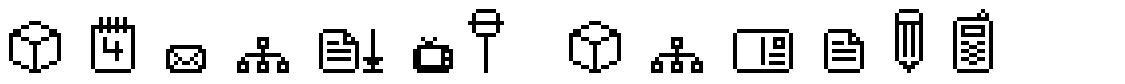 Spaider Simbol font