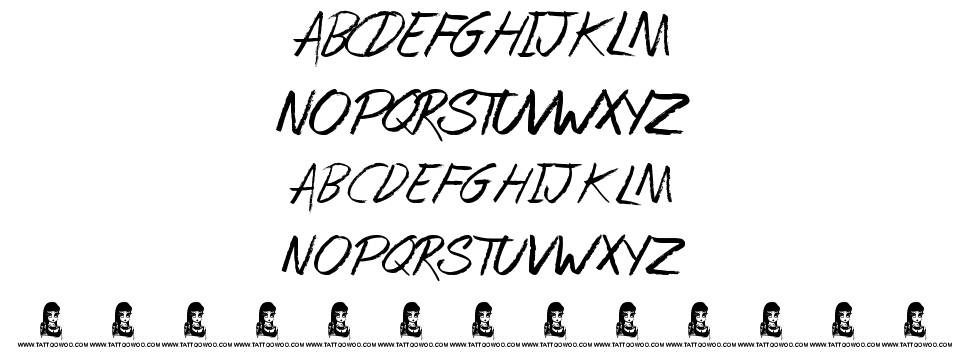 Spring Cleaning font
