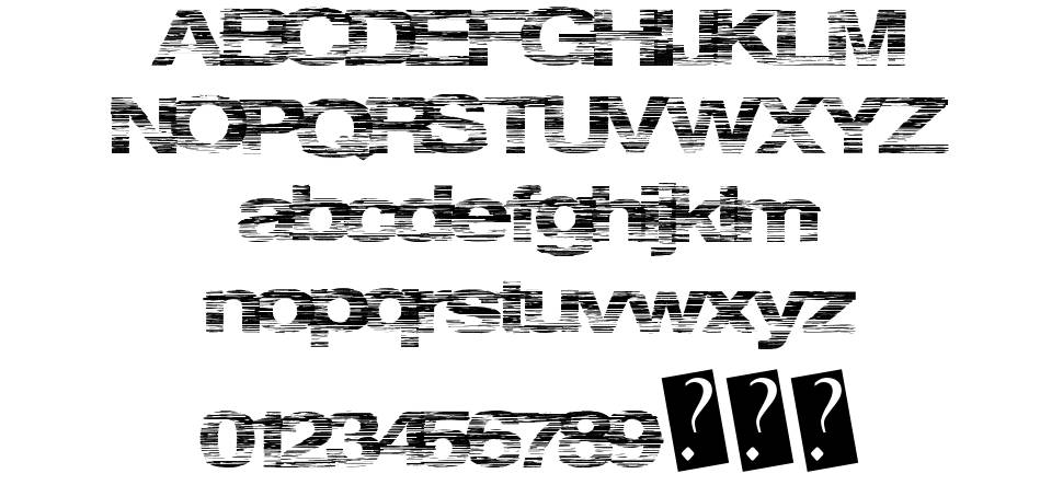 Spring Party font