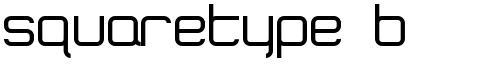 SquareType B