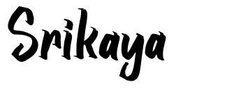 Srikaya