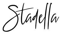 Stadella