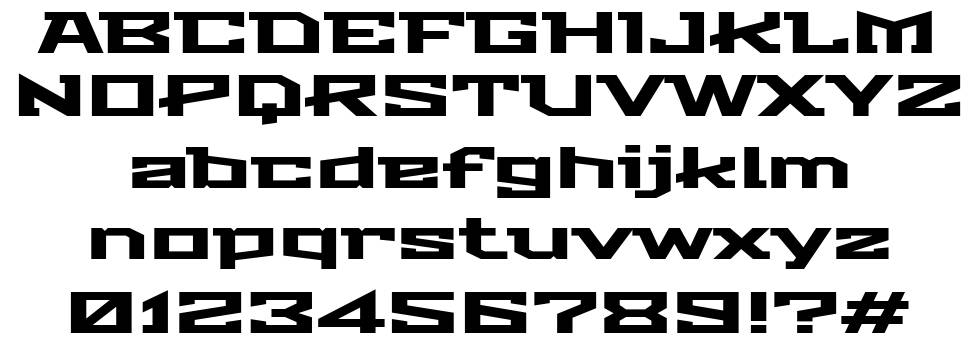 Stalin One font