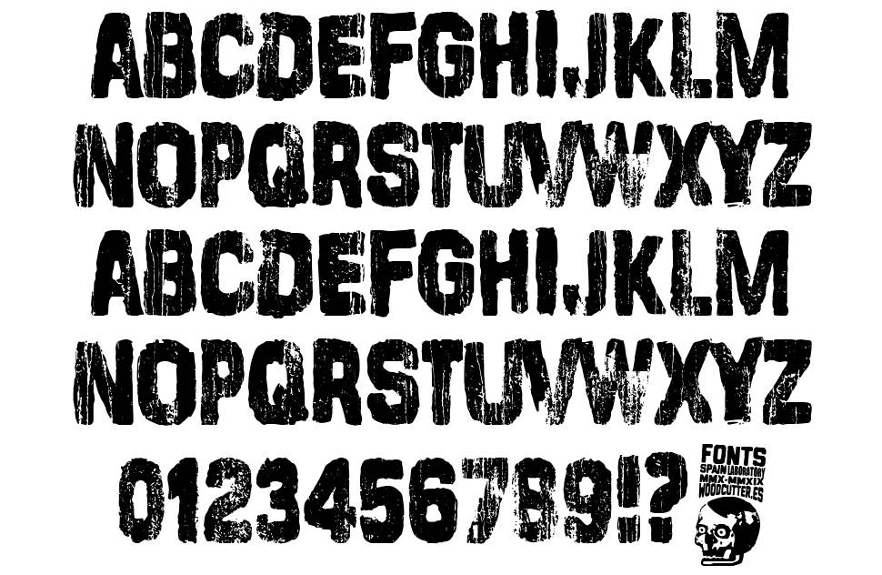 Stamp Empire font