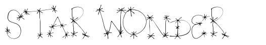 Star Wonder font