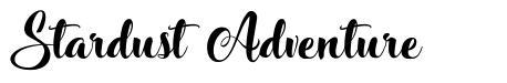 Stardust Adventure font
