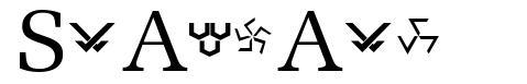 Stargate 字形