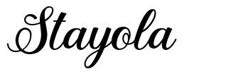 Stayola