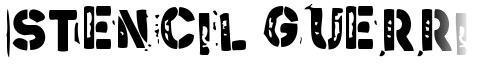 Stencil Guerrilla