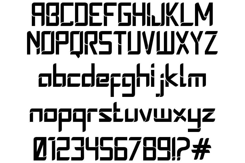 Stereoz font