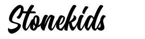 Stonekids шрифт