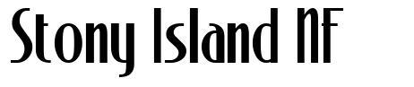Stony Island NF font