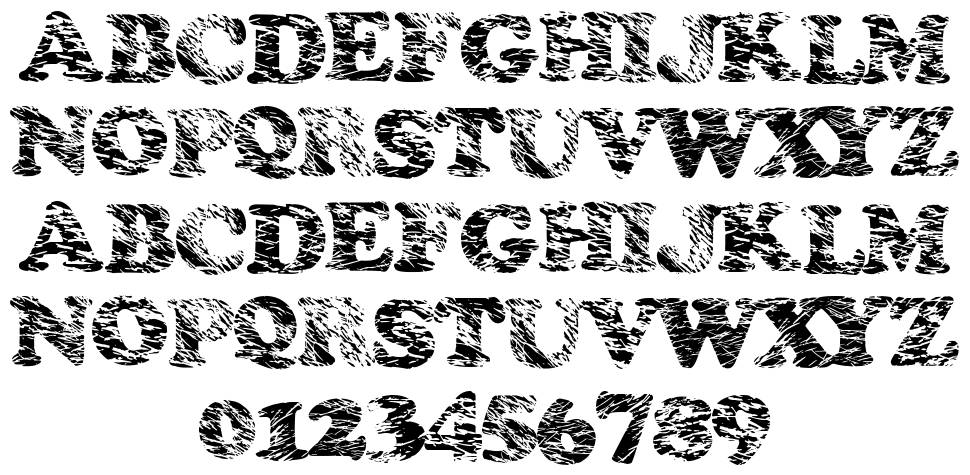 Stormtime font