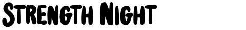 Strength Night