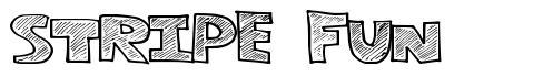 Stripe Fun font