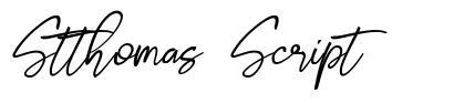 Stthomas Script