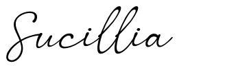 Sucillia
