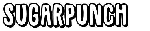 Sugarpunch font