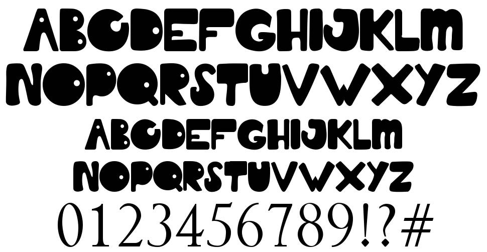 Summer Of Love font