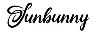 Sunbunny