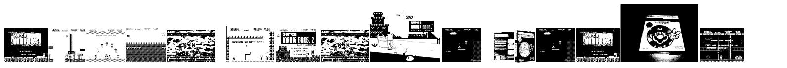 Super Mario Lost! font