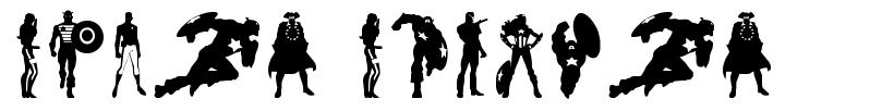 Super Soldier font