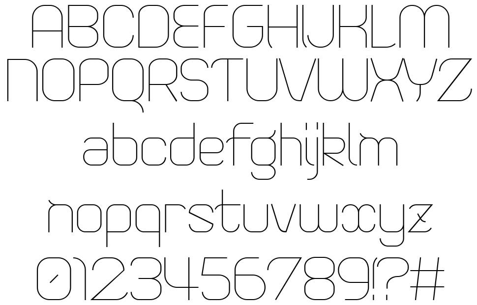 Sweet Confusion font