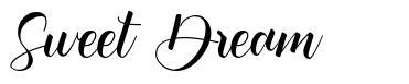 Sweet Dream font