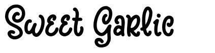Sweet Garlic