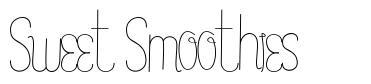 Sweet Smoothies