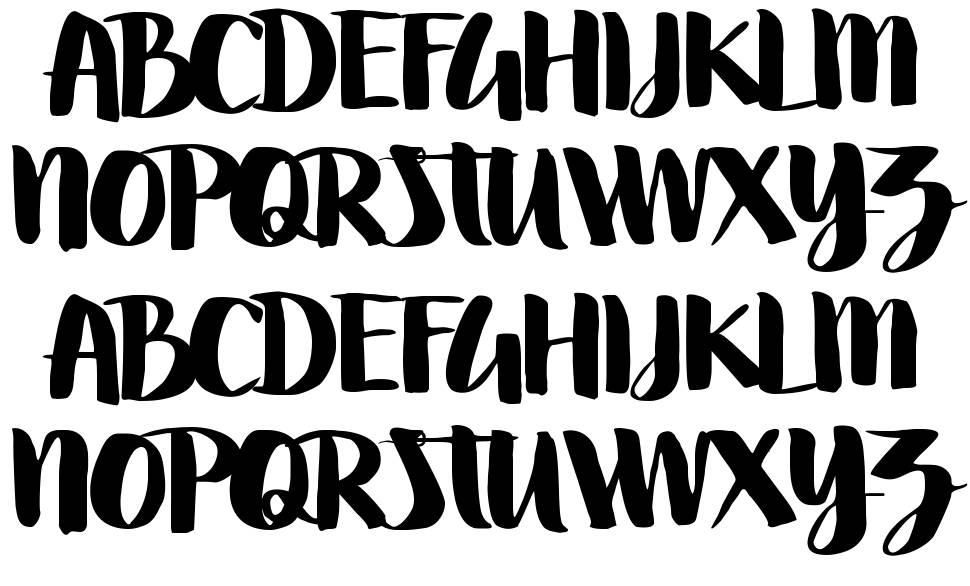 Swettiest font