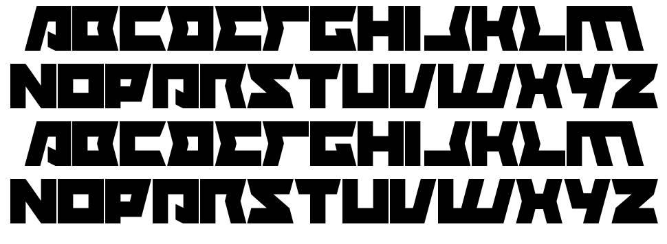 Symbol font