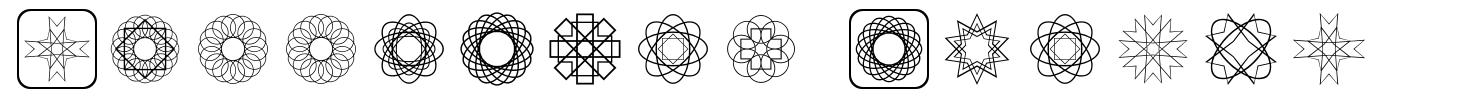 Symmetric Things