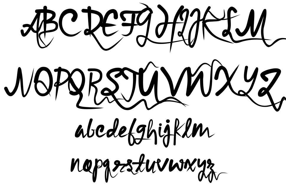 Syrial Mursa font