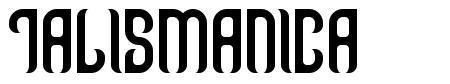 Talismanica フォント