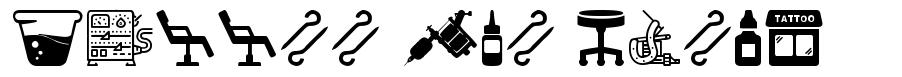 Tattoo Pro Icons police