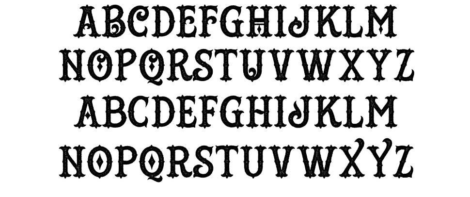 Tattoo Shop font