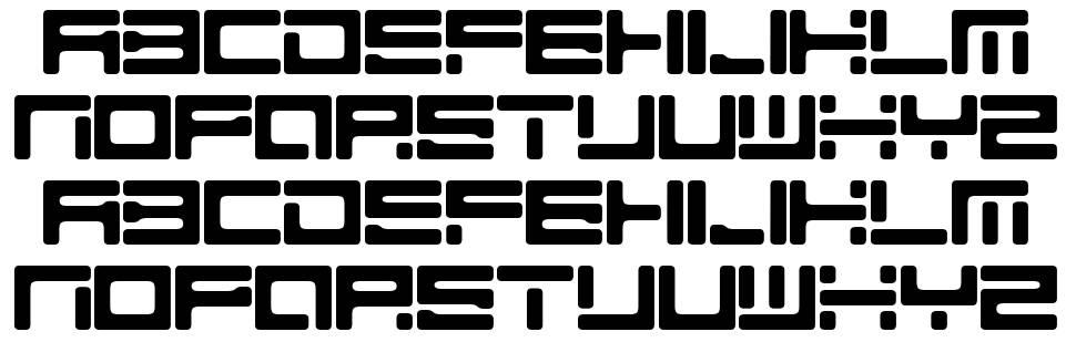 Teio font
