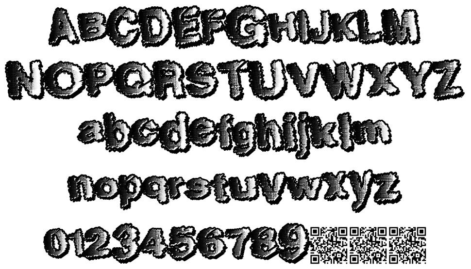 Ten Fresh font